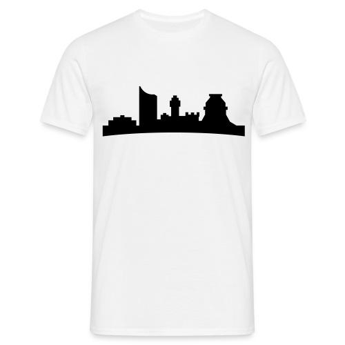 T-Shirt Leipzig - Männer T-Shirt