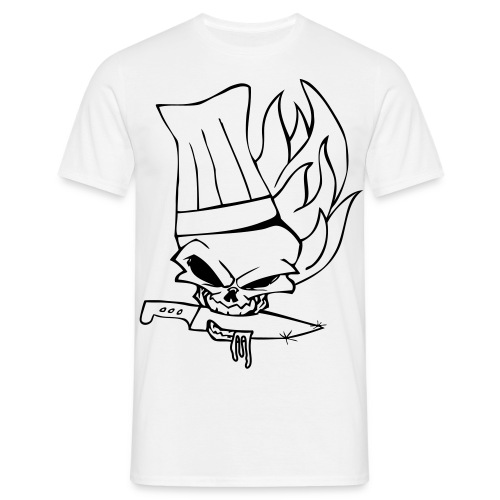 cook of the dead - Männer T-Shirt