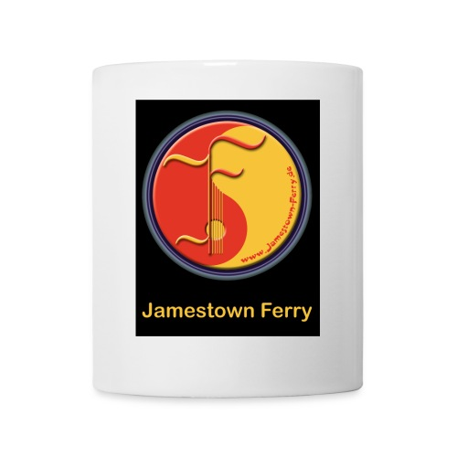Jamestown Ferry Logo - Tasse