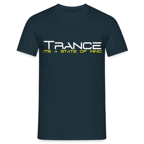 Trance - Mannen T-shirt