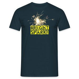 Bright Spark - Men's T-Shirt
