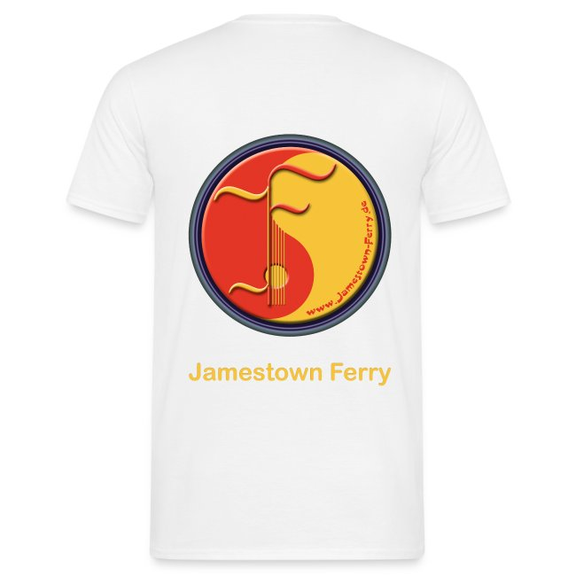 Jamestown Ferry Logo