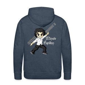 Mini-Kriss - Prof de philo - Sweat Capuche - Sweat-shirt à capuche Premium pour hommes