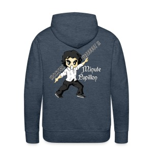 Mini-Kriss - Prof de philo - Sweat Capuche - Sweat-shirt à capuche Premium pour hommes