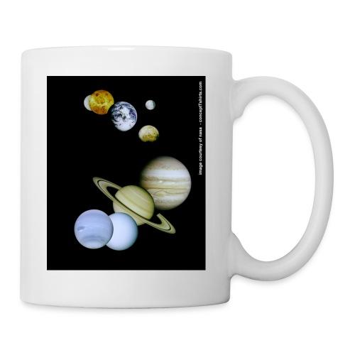 Solar System - Mug