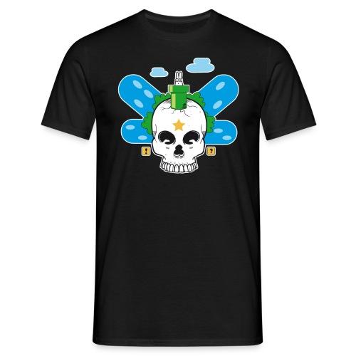 [Bizarre world] noir - Men's T-Shirt