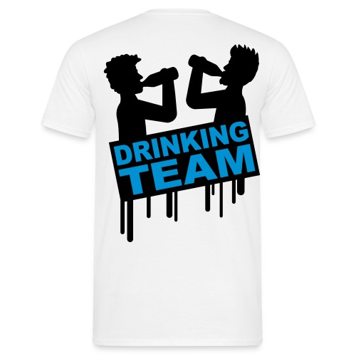 Drinking team - Herre-T-shirt