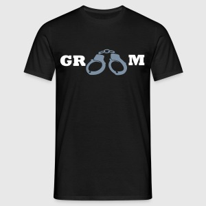 Black Groom Men's Tees - Men's T-Shirt