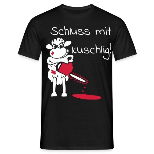 Schluss mit... - Herre-T-shirt