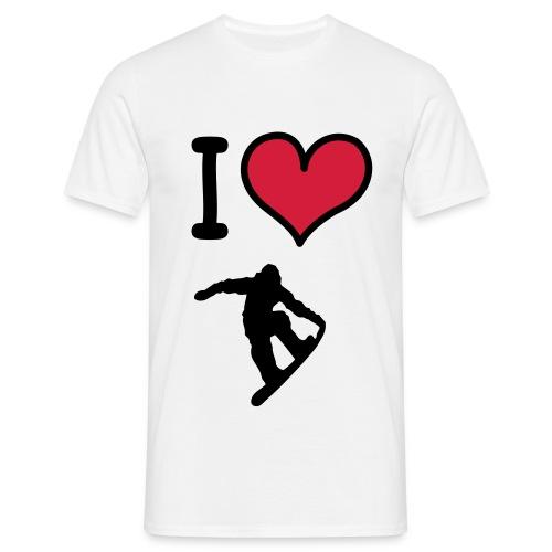 Ski - T-shirt Homme