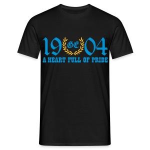 A HEART FULL OF PRIDE Shirt - Männer T-Shirt