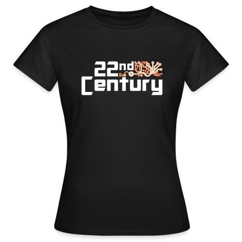 22nd Century Woman's T Shirt - Women's T-Shirt