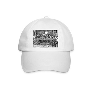 The Last Supper - Baseball Cap