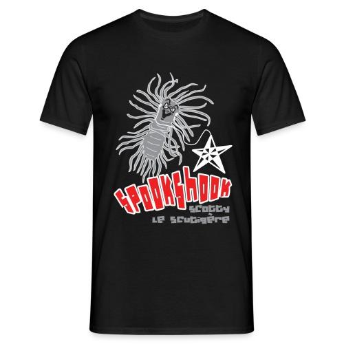 Scotty le scutigère - T-shirt Homme
