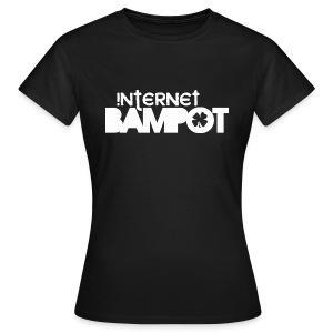 Internet Bampot - Women's T-Shirt