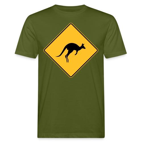 Panneau Kangourou - T-shirt bio Homme