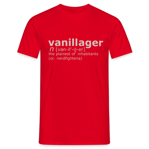 Vanillager Men's T-Shirt - Men's T-Shirt