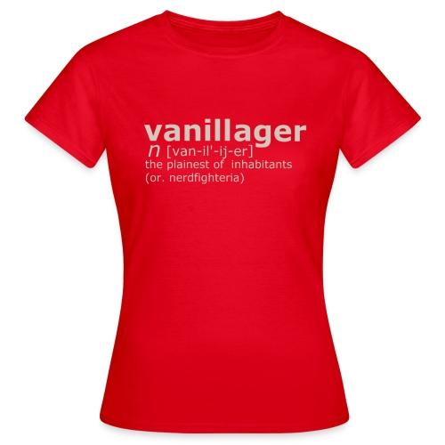 Vanillager Women's T-Shirt - Women's T-Shirt