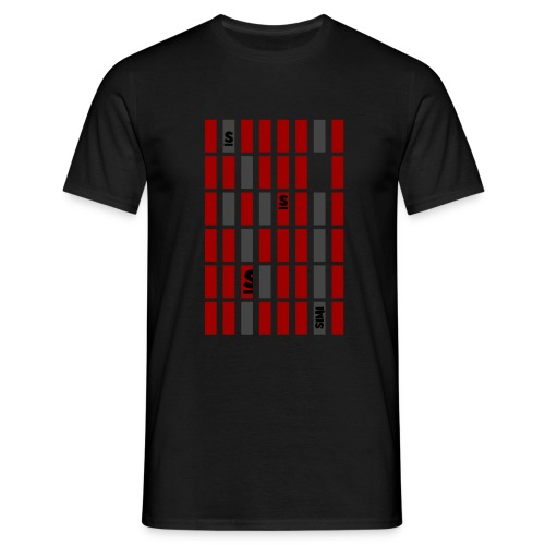 Square - Männer T-Shirt