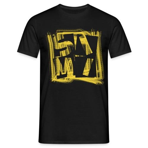 Yellow - Männer T-Shirt
