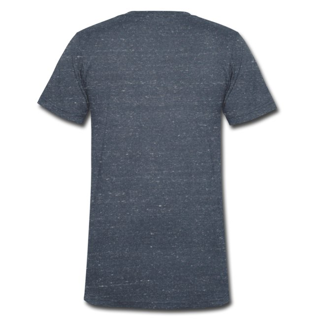 Blaues Männermonstershirt
