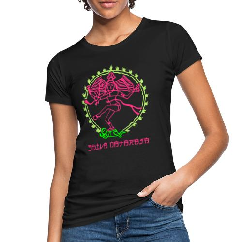1cb132f586a50 Shiva Nataraja UV-Active Organic - Women s Organic T-Shirt