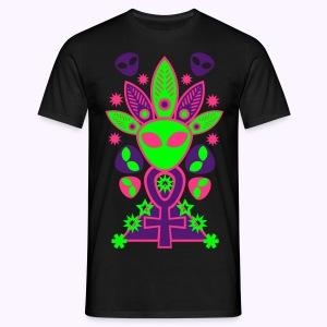 Ankh Mania: Men Classic Shirt - Mannen T-shirt