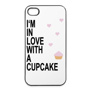I'm in love with a cupcake - iPhone 4/4s Hard Case