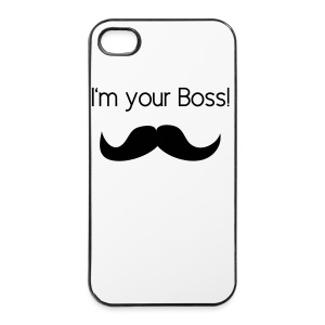 I'm your Boss - iPhone 4/4s Hard Case