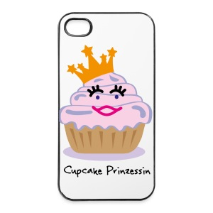 Cupcake Prinzessin - iPhone 4/4s Hard Case