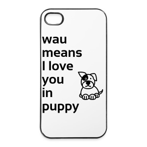 wau means - iPhone 4/4s Hard Case