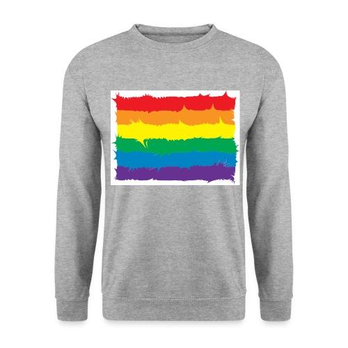 Rainbow Jumper - Men's Sweatshirt