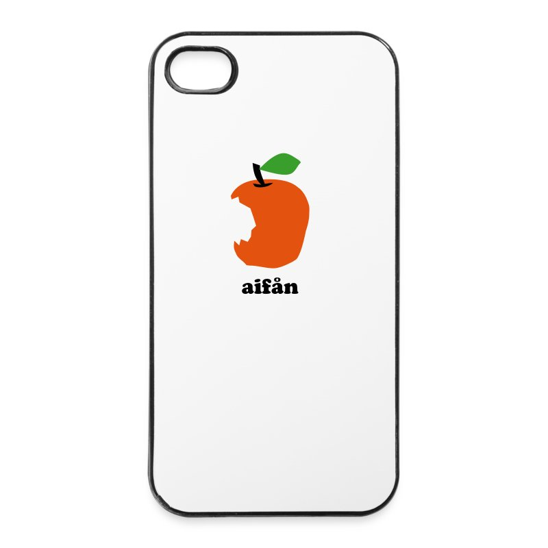 Cover til iPhone 4 - aifån - iPhone 4/4s hard case