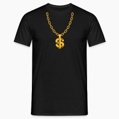 Dollar Necklace T-Shirts