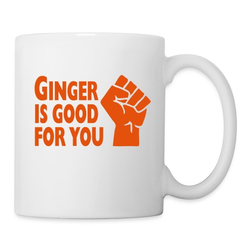 Ginger is Good Mug - Mug