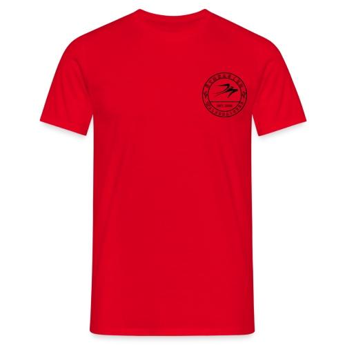 Männer T-Shirt College - Männer T-Shirt