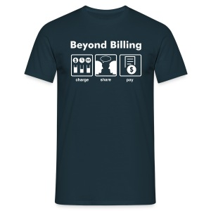 Beyond Billing 3 - Men's T-Shirt