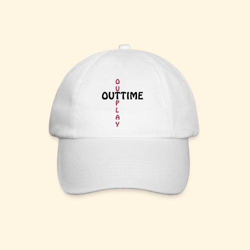 Baseballkappe - Outtime - Baseballkappe