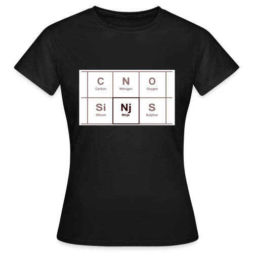 Nj -ninja - Women's T-Shirt