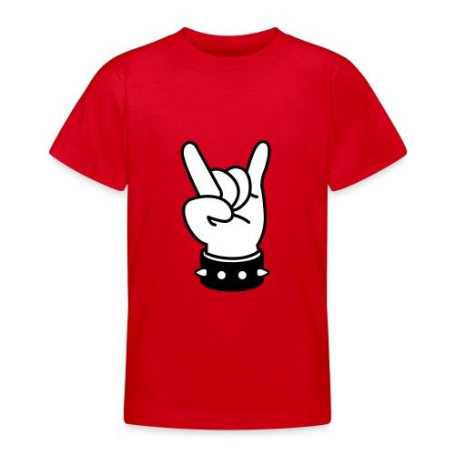 Metal Hand - Camiseta adolescente