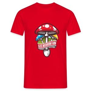 Alice mushroom farm - T-shirt Homme