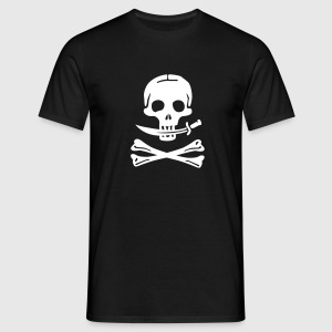 Pirate Pirates Skull T-Shirts - Men's T-Shirt