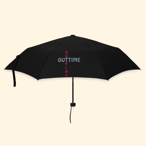 Schirm- Outtime - Regenschirm (klein)