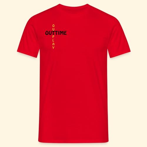 Männer T-Shirt - Outtime - Männer T-Shirt