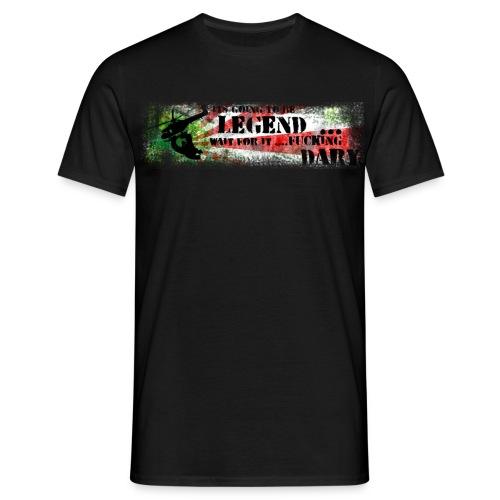 Guerillos United Its going to be legendary Shirt - Männer T-Shirt