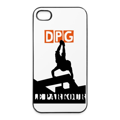 Iphone 4/4s DPG hoesje - iPhone 4/4s hard case