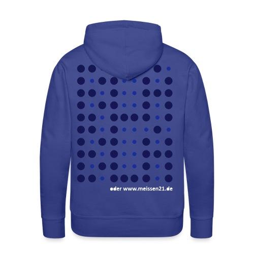 M21-K-Pullover - Männer Premium Hoodie