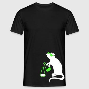 laborratte T-Shirts - Männer T-Shirt