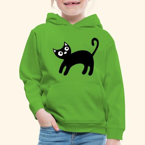 Black Kitteh Kinder Pulli - Kinder Premium Hoodie
