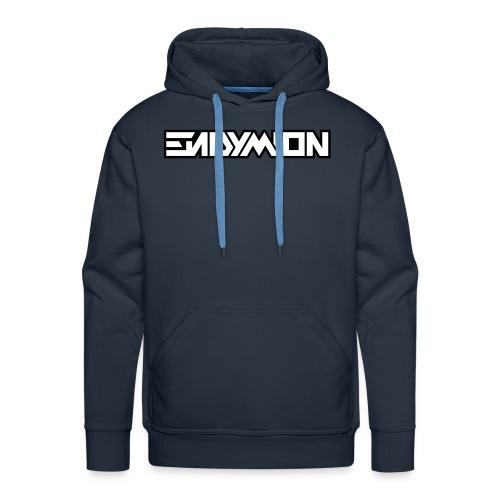 Endymion Blue Hooded Sweater - Men's Premium Hoodie